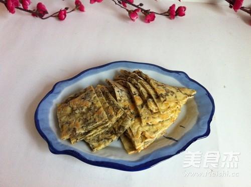 香椿芽鸡蛋饼怎么煮