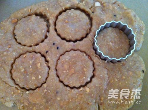 花生粉饼干怎么煮