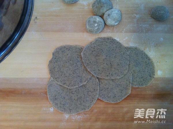 黑豆面小白菜素饺子怎么煮