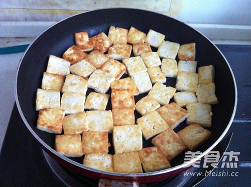 圆葱烧豆腐的做法大全