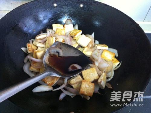 圆葱烧豆腐怎么吃