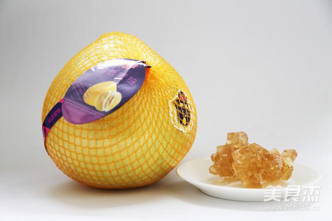 冰糖柚子茶的做法大全