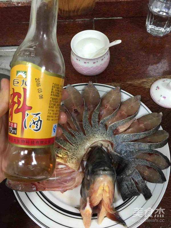 孔雀开屏鱼怎么吃