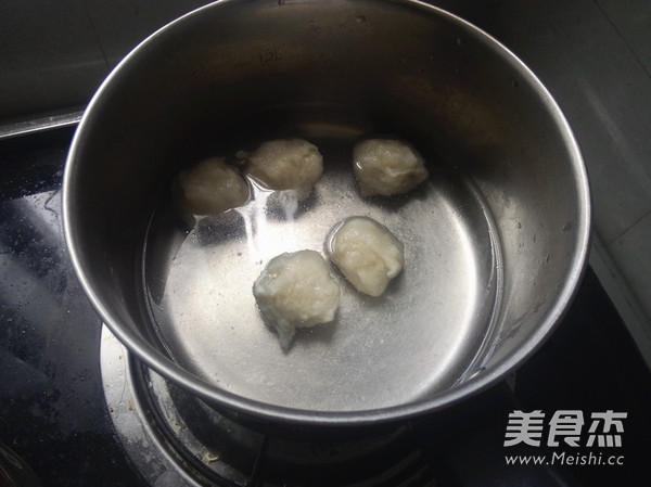 紫菜鱼丸汤的做法图解