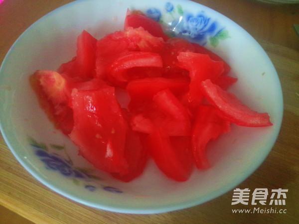开胃番茄鱼片汤的家常做法