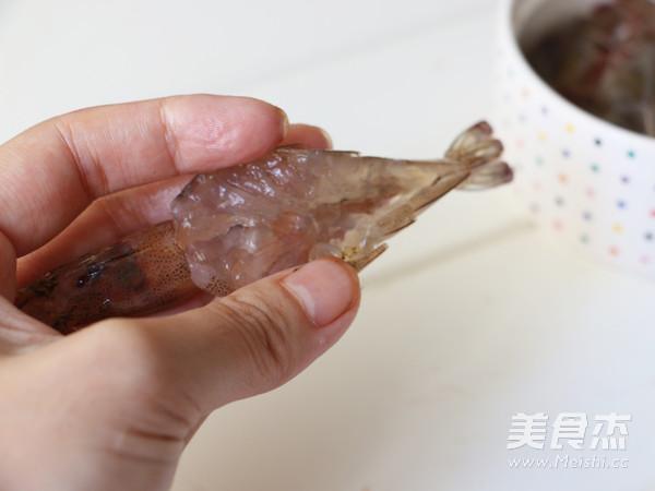 鲜虾海参粥的做法图解