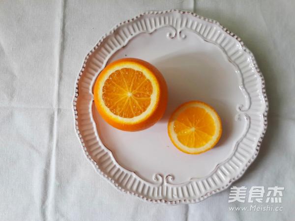 香橙炖蛋的做法图解