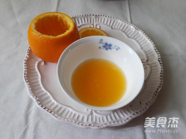 香橙炖蛋的家常做法