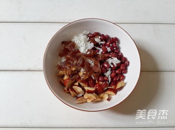 桂圆红枣豆浆的做法图解