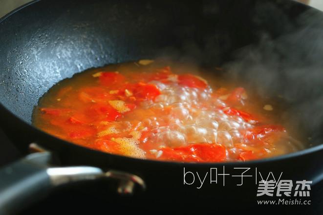 开胃番茄鱼片汤怎么做