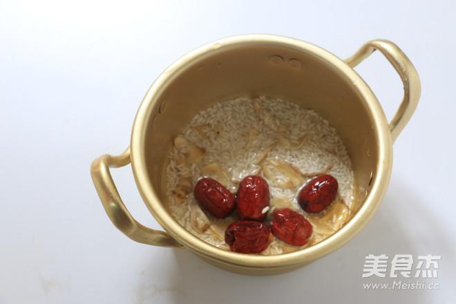 糯米百合粥的简单做法