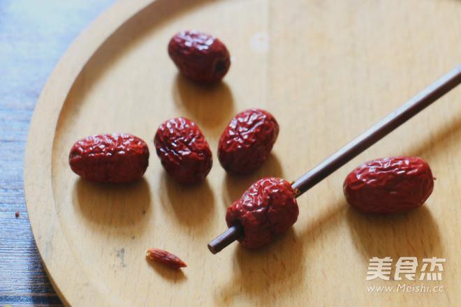 桂圆红枣茶的做法图解