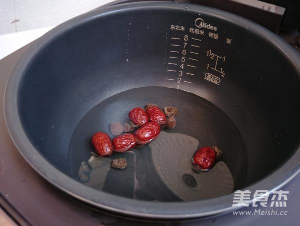 桂圆红枣茶的简单做法