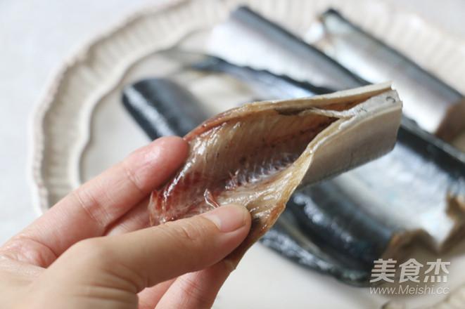 盐烤秋刀鱼的做法大全