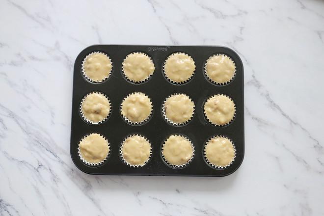 香蕉核桃蛋糕怎么做