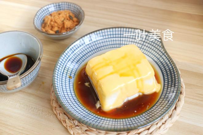 芝士肉松豆腐的简单做法