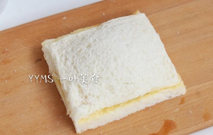 香蕉牛油果酸奶吐司的家常做法