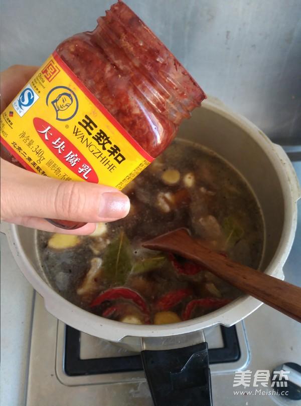 红烧牛肉面怎么做