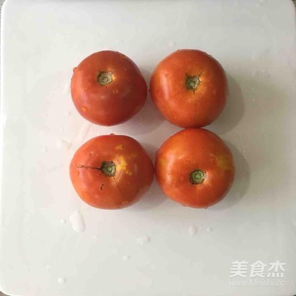 蕃茄汁的步骤