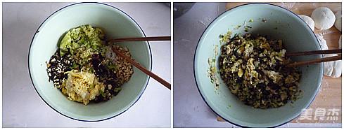 香菇木耳白菜大素包子怎么吃