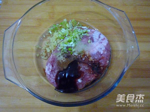 猪肉大葱馅饼的家常做法