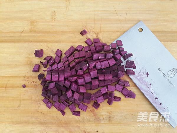 紫薯莲子银耳羹怎么炖