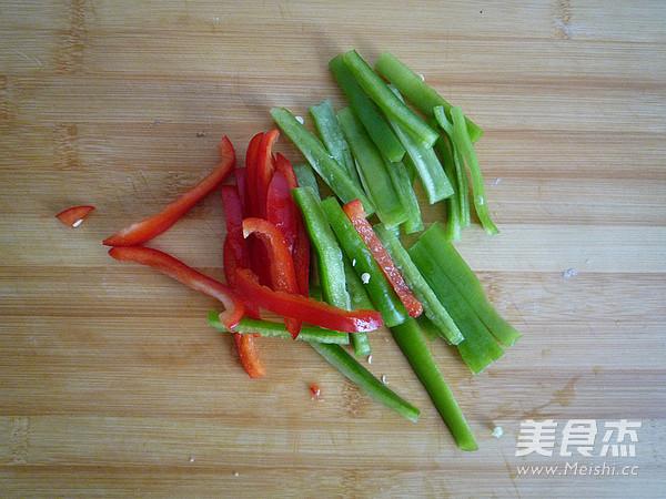 黑胡椒牛柳的做法图解