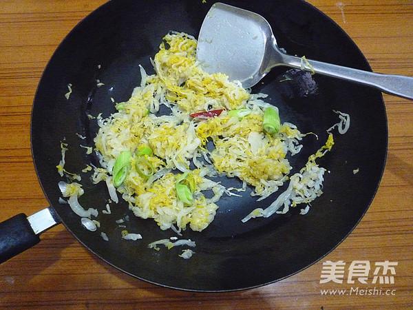 酸菜粉丝丸子怎么煮