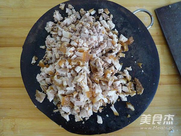 酱肉包子的简单做法