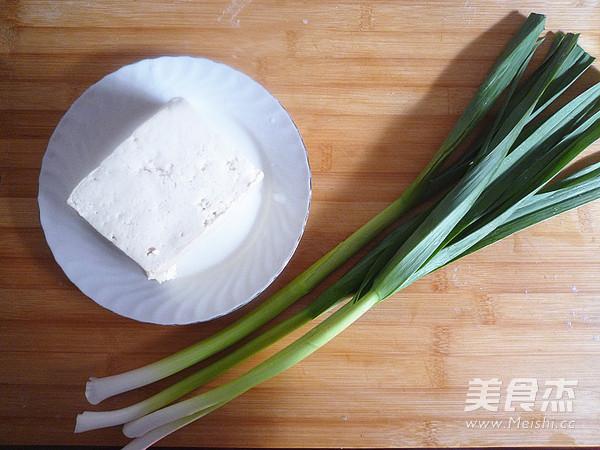 蒜苗烧豆腐的做法大全