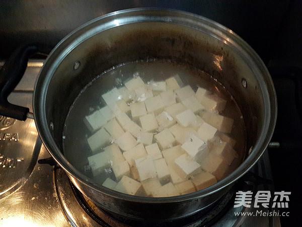 格琳诺尔香椿拌豆腐的家常做法