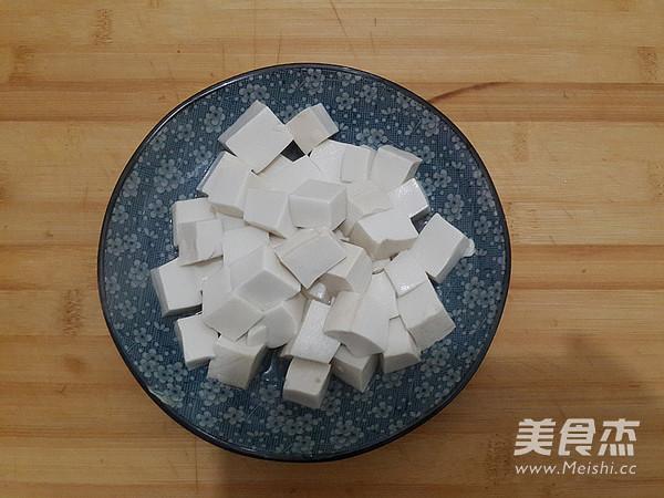 格琳诺尔香椿拌豆腐的简单做法