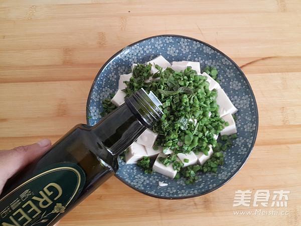 格琳诺尔香椿拌豆腐怎么煮