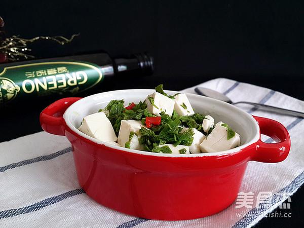 格琳诺尔香椿拌豆腐怎么炖