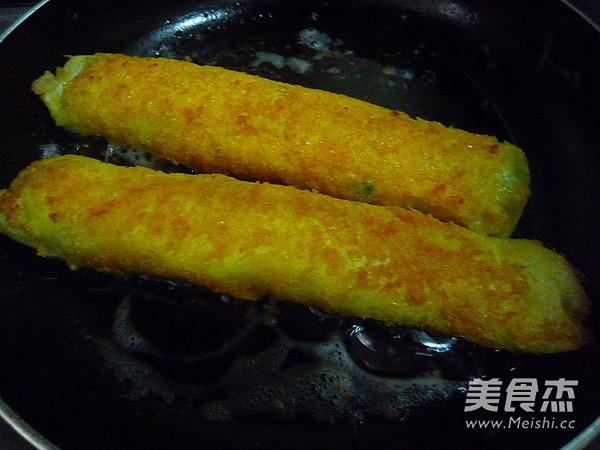 蛋皮香椿卷怎样煮