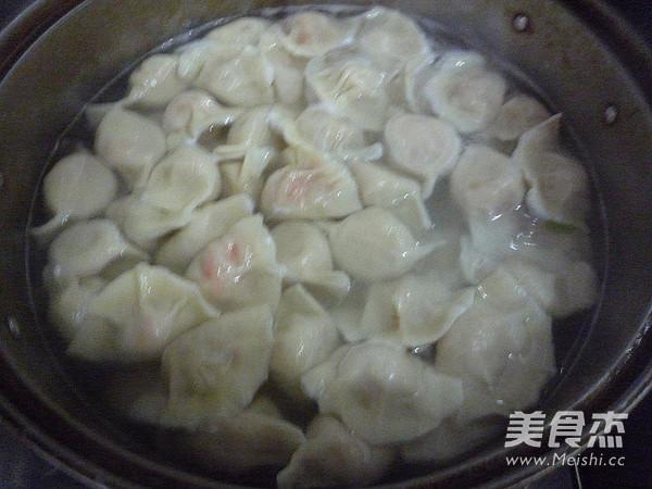 酸菜鲜肉水饺怎么煸
