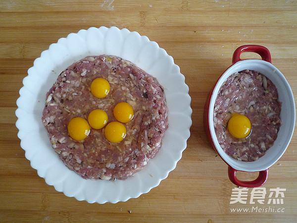 香菇肉饼蒸鹌鹑蛋怎么炒