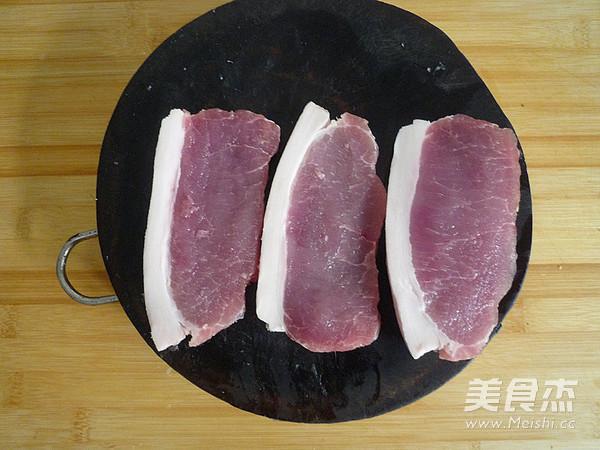 炸猪排的做法图解