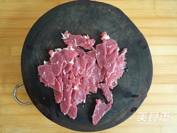 金针菇蒸牛肉的做法图解