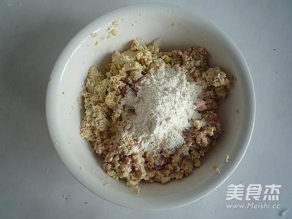 干炸豆腐丸子的简单做法