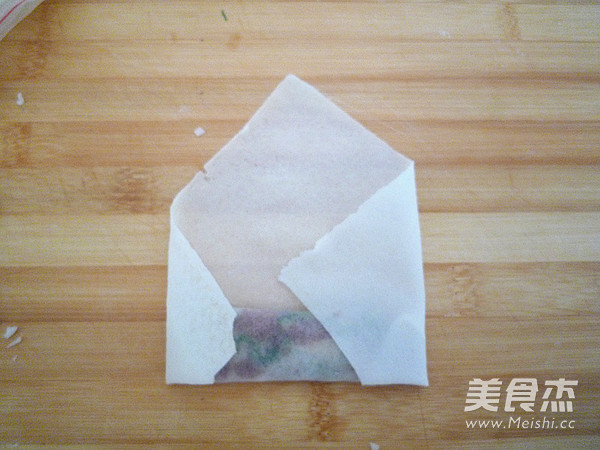 香椿春卷怎么煮