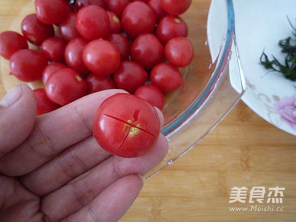 柠香蜜渍小番茄的做法图解
