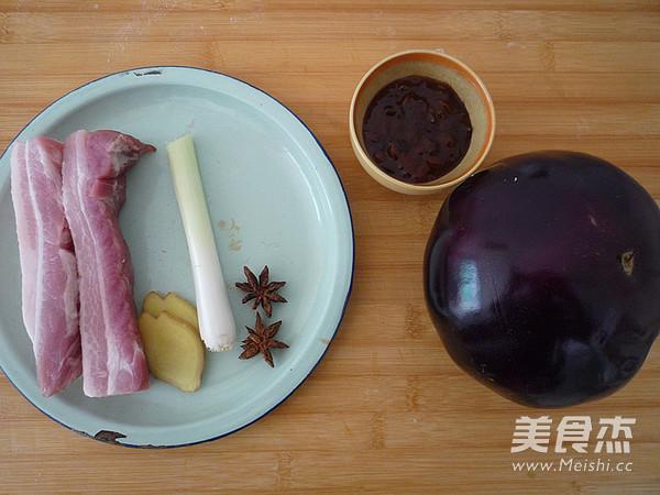 五花肉烧茄丁的做法大全
