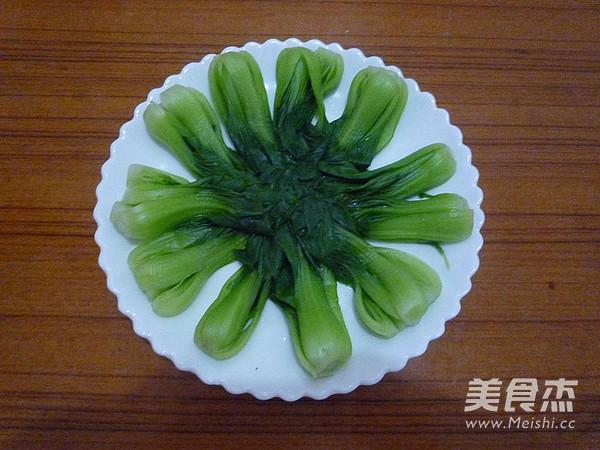 蚝油香菇油菜怎么吃