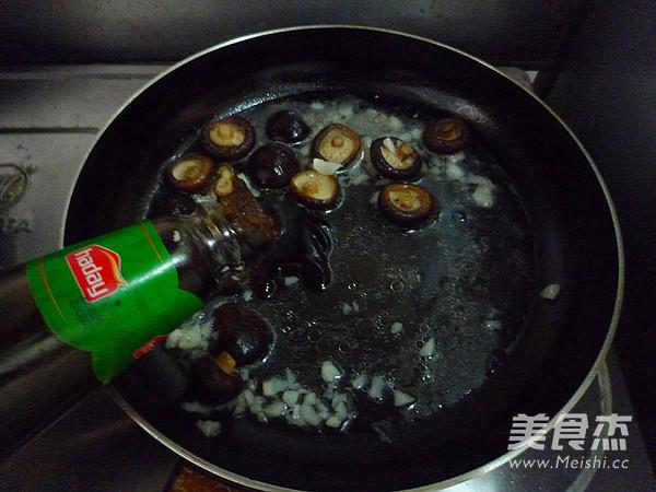 蚝油香菇油菜怎么煮