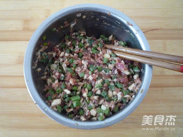 鲜肉豇豆锅贴怎么煮