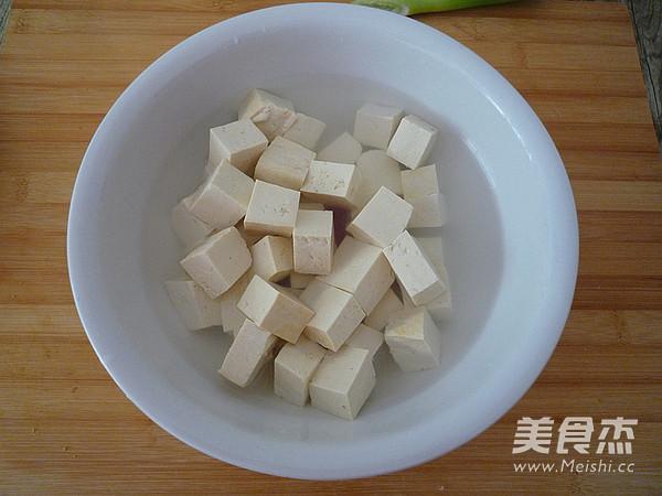 肉末炖豆腐的家常做法