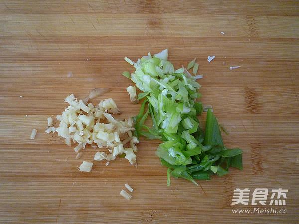 肉末炖豆腐的简单做法