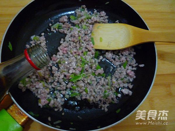 肉末炖豆腐怎么炒