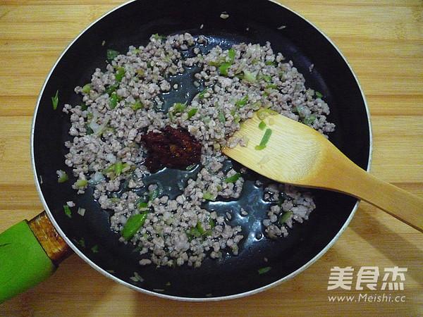 肉末炖豆腐怎么煮